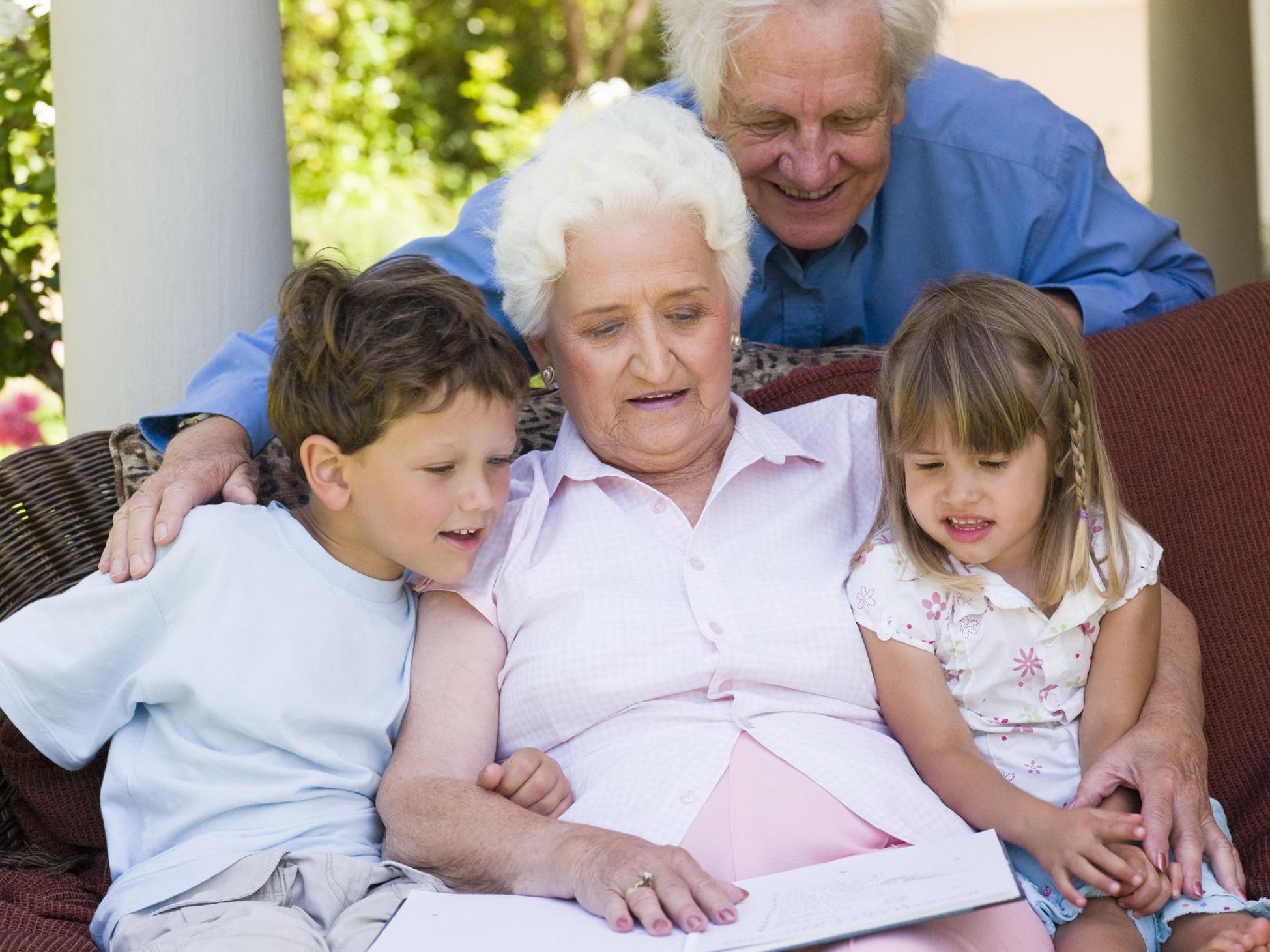 ДНК тест на родство бабушка/дедушка – внук/внучка