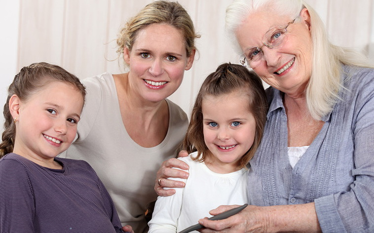 ДНК тест на происхождение по материнской линии